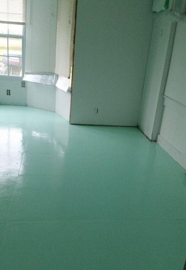 Painted Plywood Floors Flooring Painting