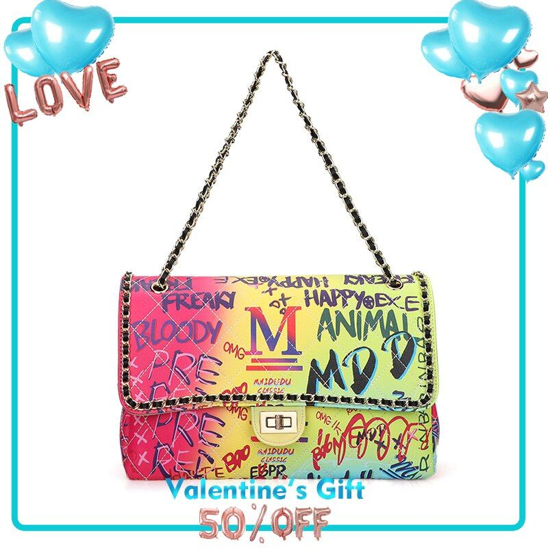 #ideas #for #2020 #woman #rainbow #crossbody #handbag #and #purse #luxury #valentine's #gift #shoulder #bag #bolsa #feminina #handbags