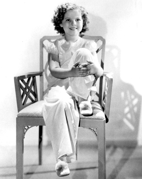 *SHIRLEY TEMPLE ~ 1936.