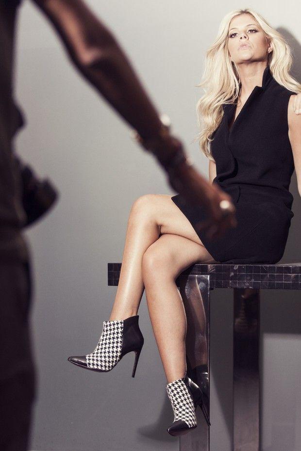 77005730b Lala Rudge assina coleção de sapatos para a UZA Shoes e estrela campanha