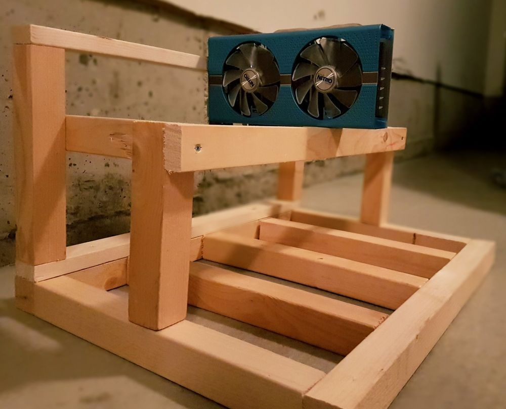 Mining rig frame | Computers/Tablets & Networking, Computer