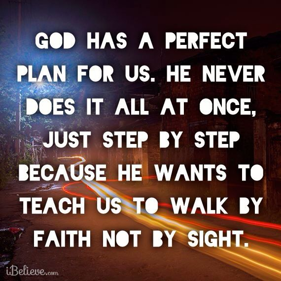Always Remember God Is With You And Has Everything Planned Out