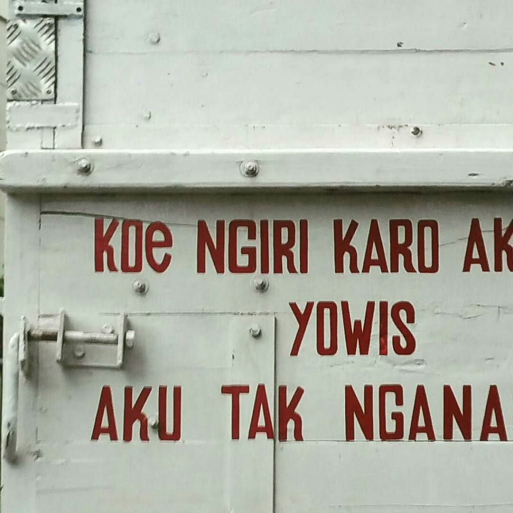 Rockaraz Yo Wiss Quotes Tulisan Baktruk