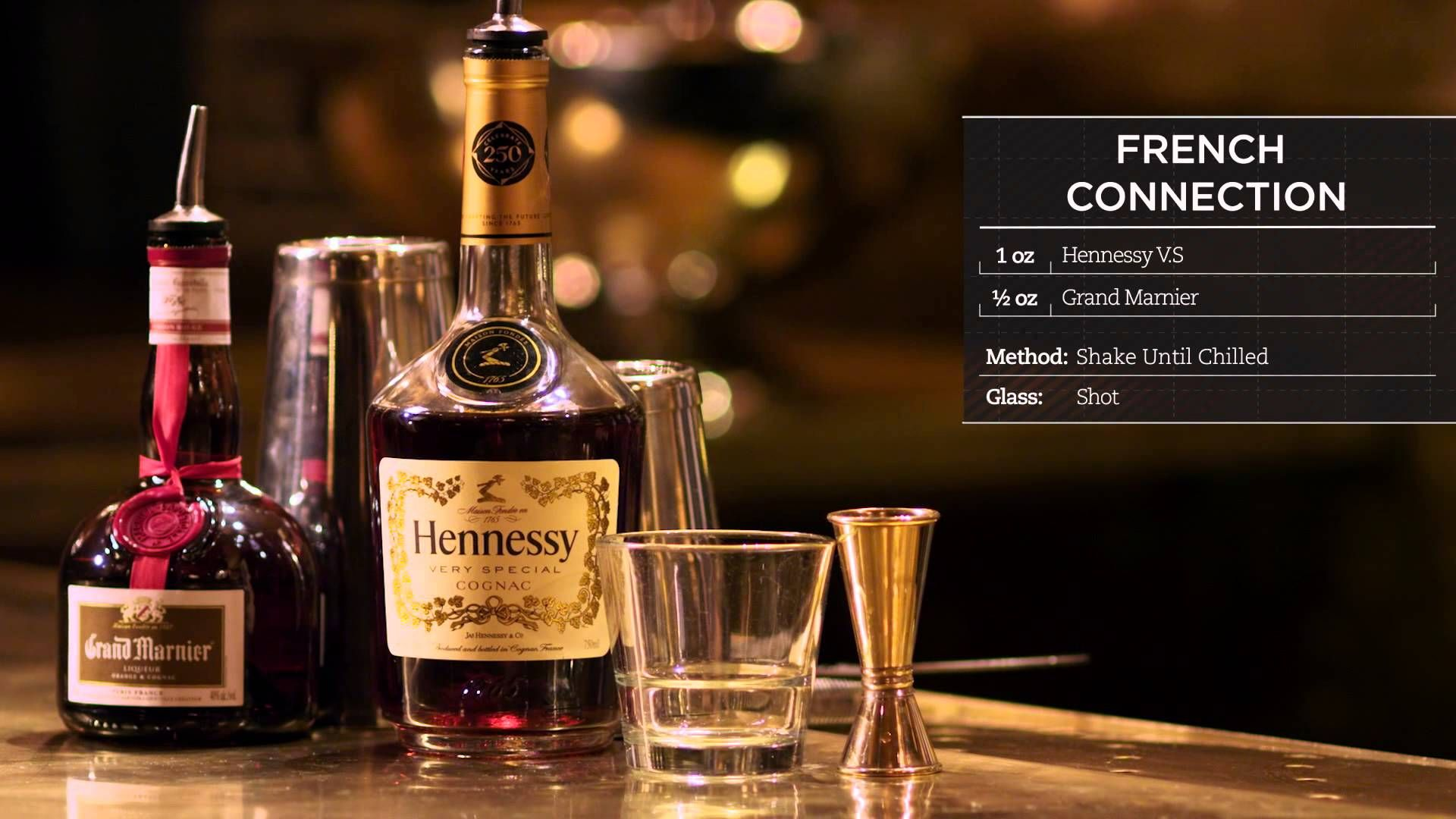 Hennessy Recipes French Connection Horchata Hennessy Drinks French Connection