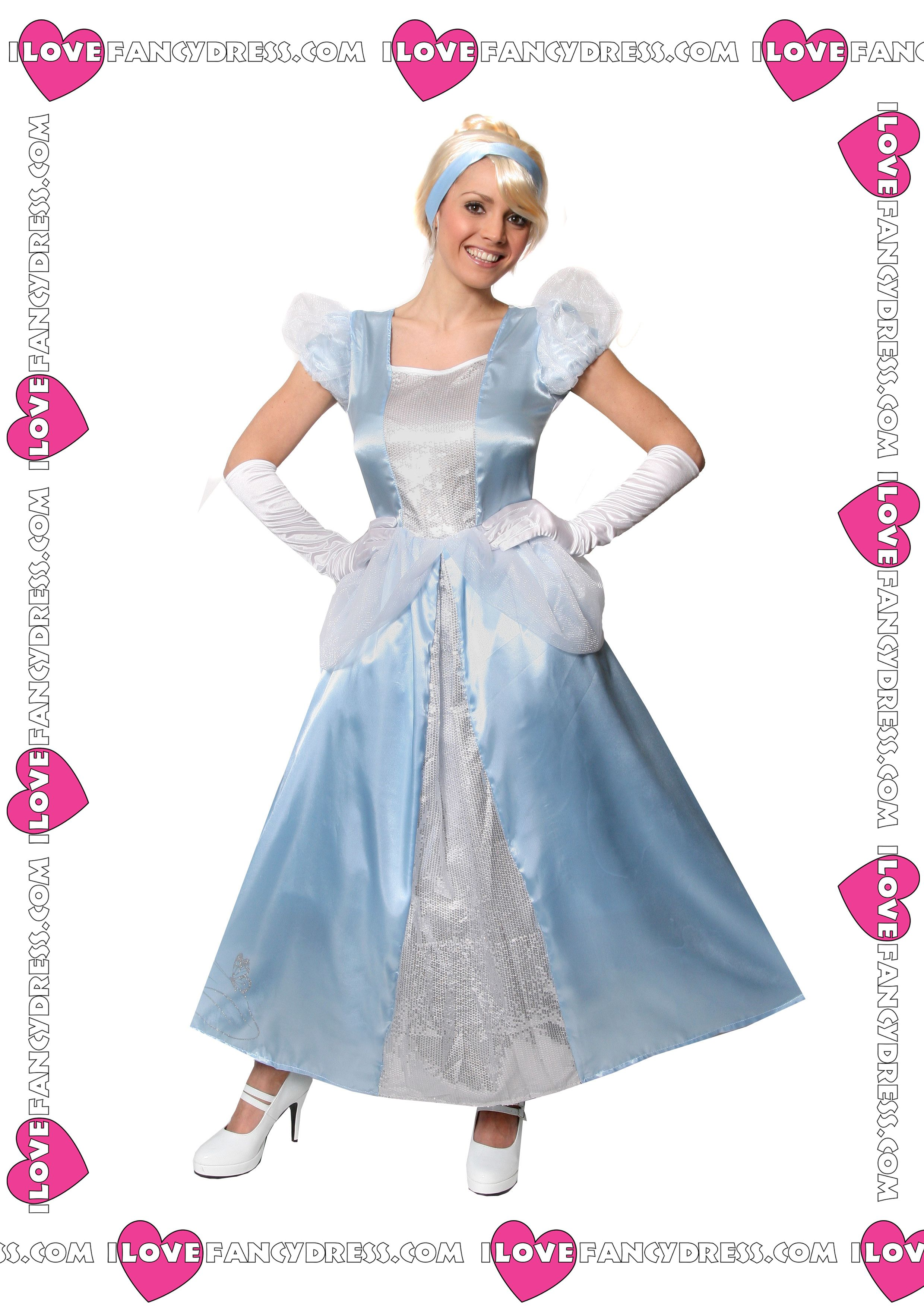 Transform yourself into a Fairytale Character and go to the ball in ...