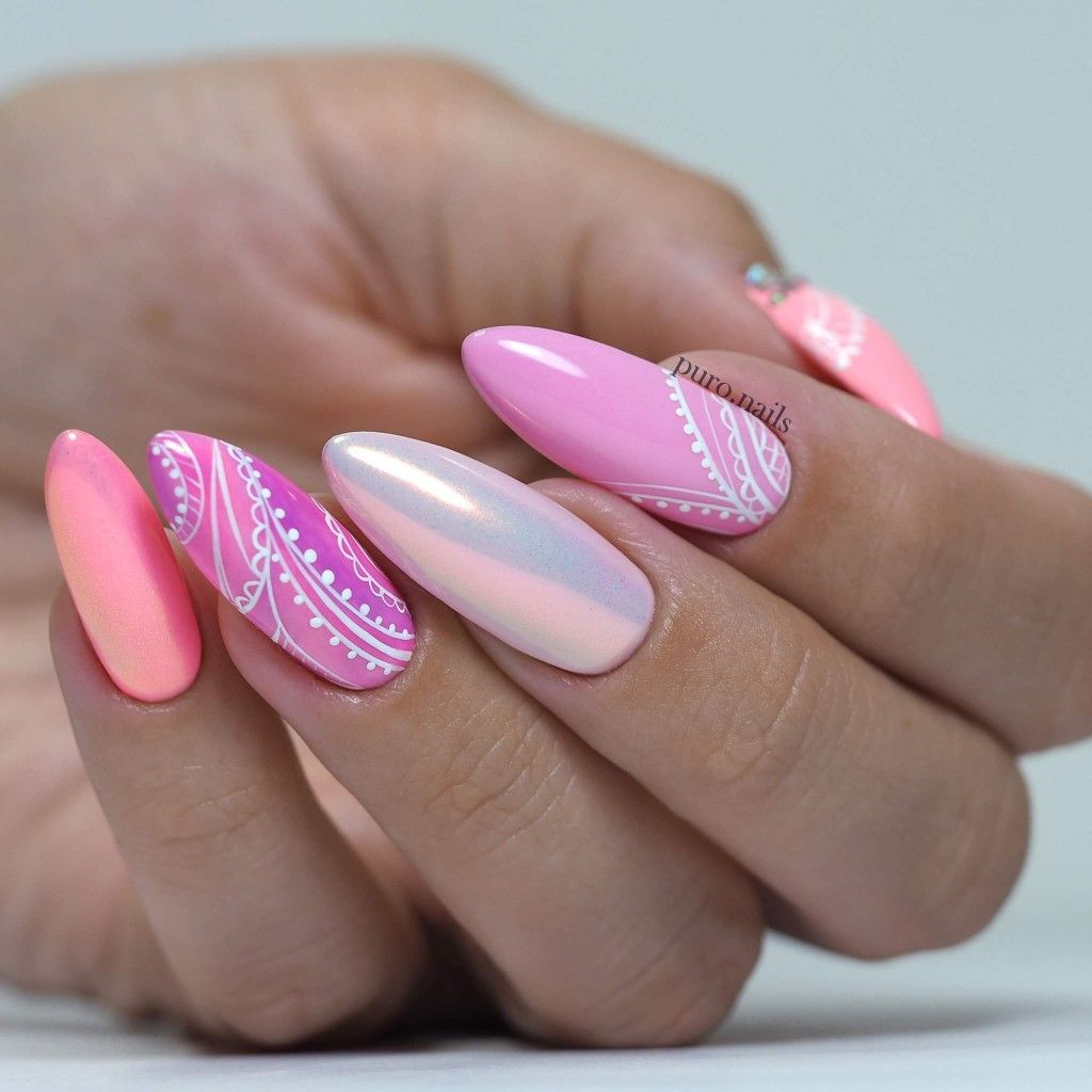 Pin by Monika Kotulska on Inspiracja  Pinterest  Nails Nail Art