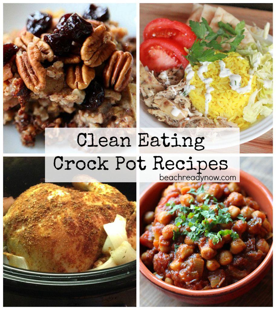 Clean eating crock pot recipes