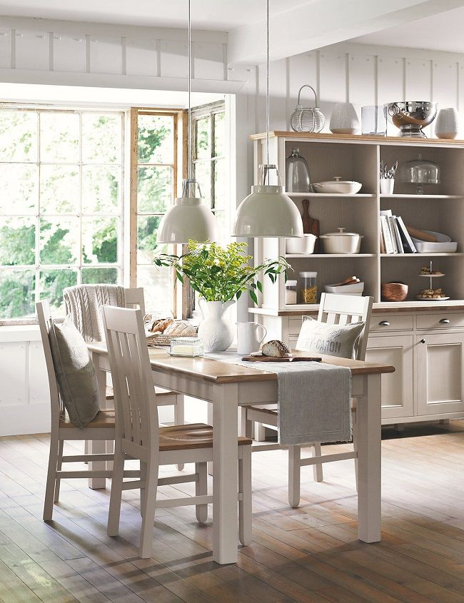 Wood Dining Tables Padstow From Marks And Spencer