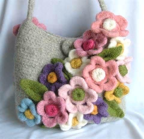 Image Detail For Fat Bottom Bag Crochet Pattern Crochet For