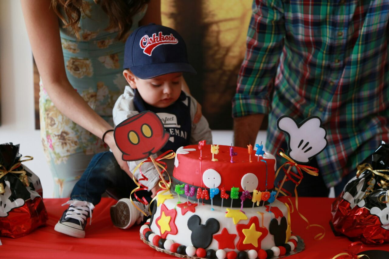 Party #babyboy #mickeymouse