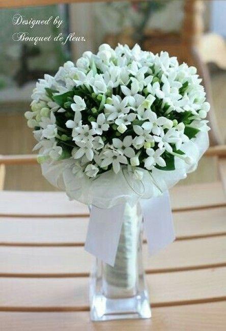Ciao A Tutte Oggi Vi Propongo Alcuni Bouquet Realizzati Con La Bouvardia Io Adoro Questo Fior Fiori Matrimonio Estivo Bouquet Matrimonio Matrimonio Floreale