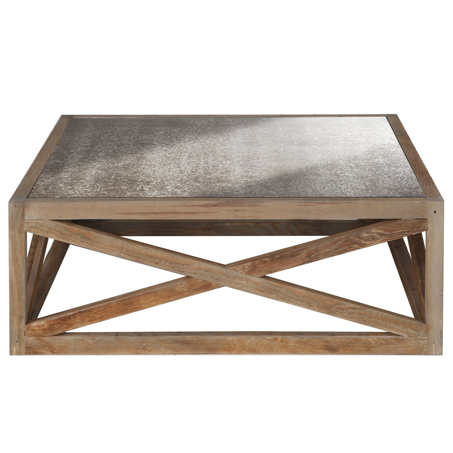 Benchmade By Brownstone Trenton Coffee Table @Layla Grayce