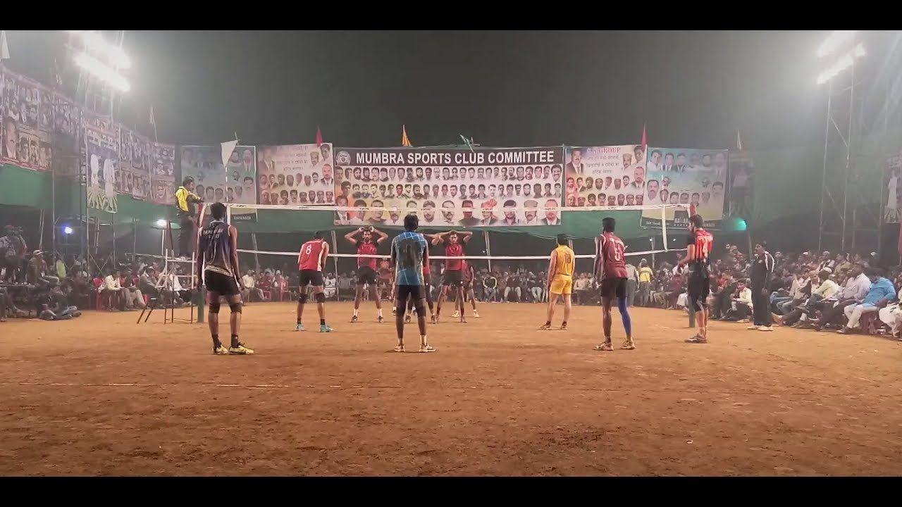 Final Match Between New India Sport Club Nashik Vs S K Enginnering Set 3 With Images Sports Clubs Sports Nashik