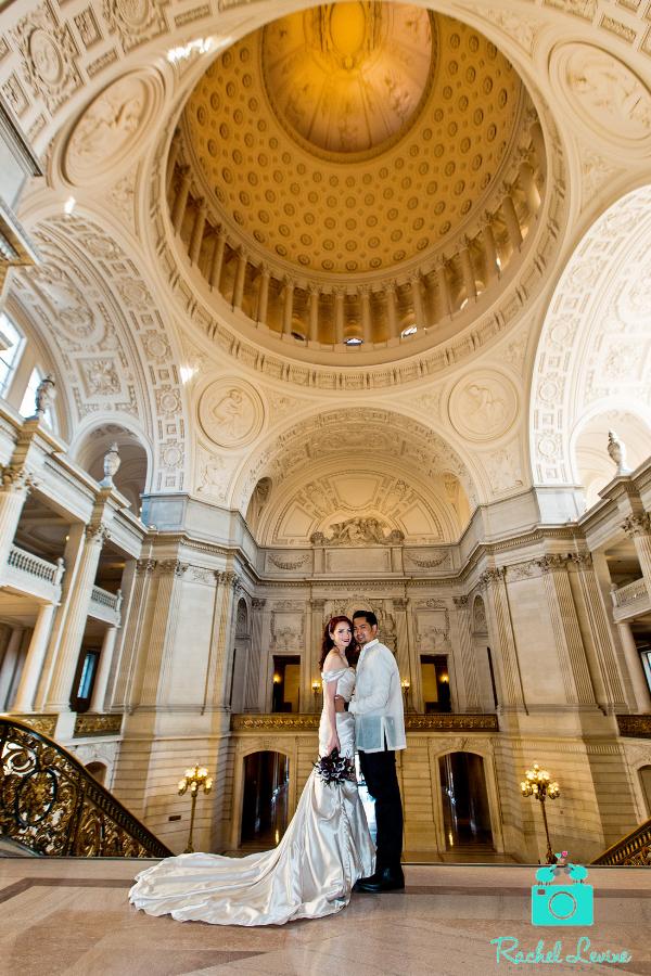 San Francisco City Hall Wedding San Francisco City Hall Wedding San Francisco City Hall Wedding Ceremony San Francisco City Hall