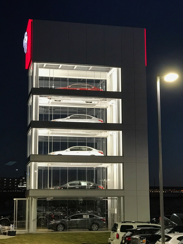 Nissan Display Atlanta GA Auto Dealer Display Display