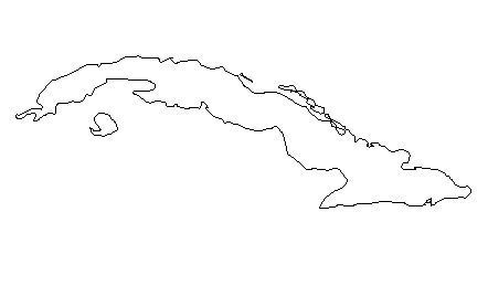 Cuba Outline Google Search Map Of Cuba Map Tattoos Tattoo