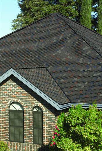 Owens Corning Woodmoor Asphalt Roofing Shingle Shingling Woodmoor Roofing