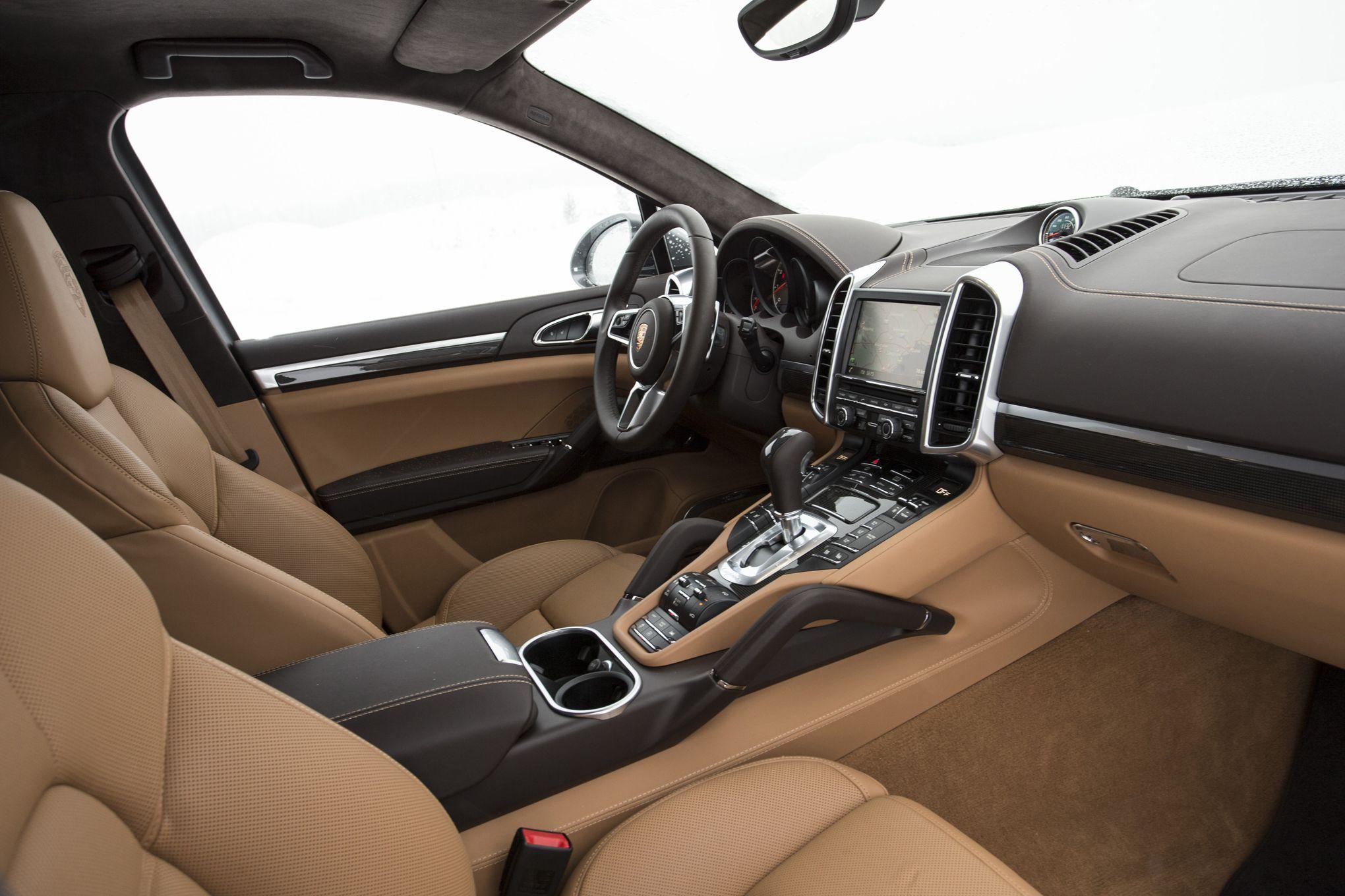 2016 Porsche Cayenne Turbo S Interior Cayenne Turbo Porsche Cayenne Porsche