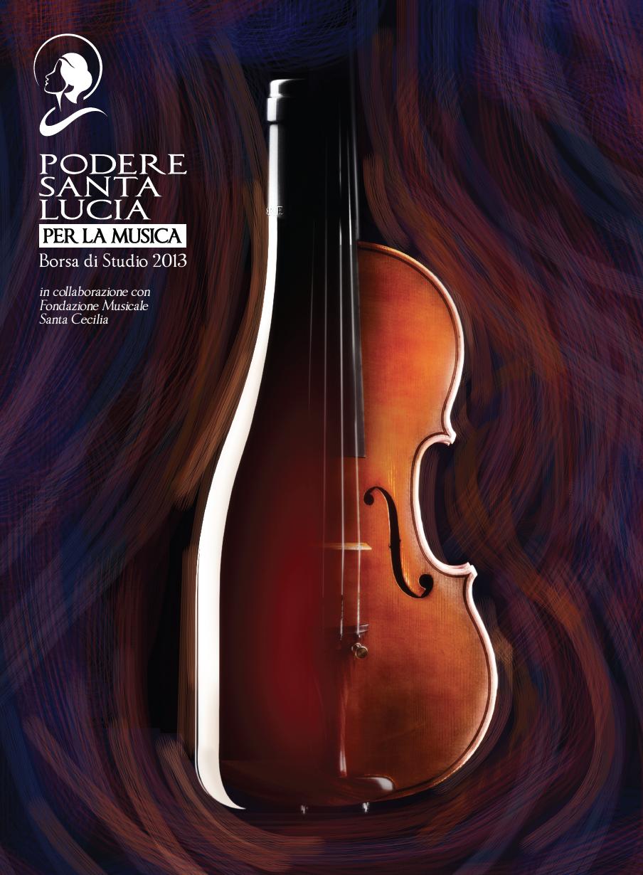 """ADV borsa di studio """"Podere Santa Lucia per la Musica"""""""
