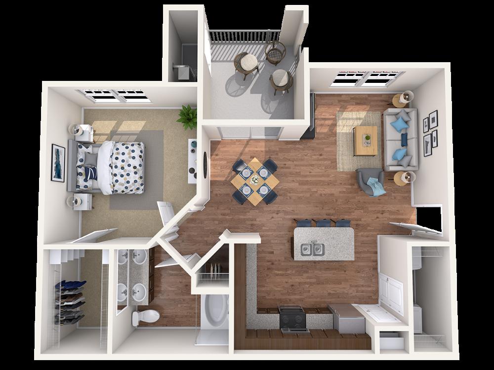 Floor Plans Estancia Villas Apartments Floor Plans Flooring How To Plan