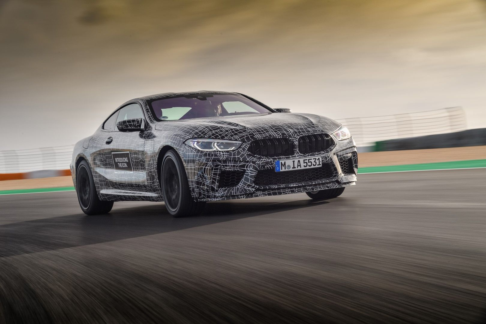 Bmw M8 On Its Way Here Are Some Official Testing Shots News
