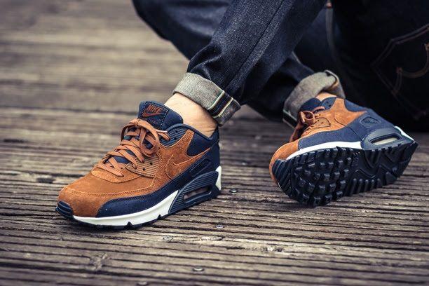 best authentic 8d9c2 08ba8 Nike Air Max 90 Ale Brown