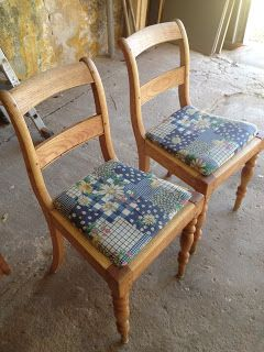 Det gode liv i Arnager: Nyt liv til gamle stole