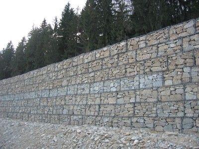 unbelievable curved gabion wall. MACCAFERRI  Gabion retaining walls Retaining Wall Pinterest