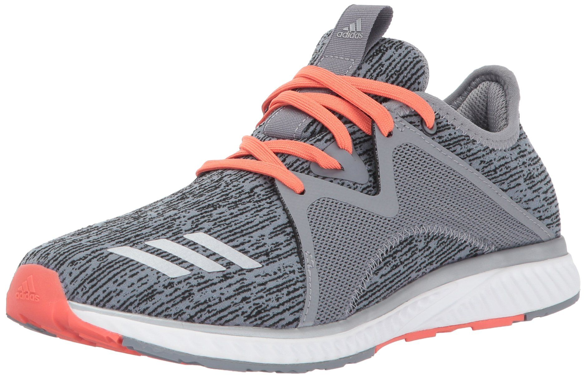 8985714599bb adidas Performance Womens Edge Lux 2 Running Shoe Grey Three Metallic  Silver Easy Coral 6 Medium US    Find out more about the great product at  the image ...