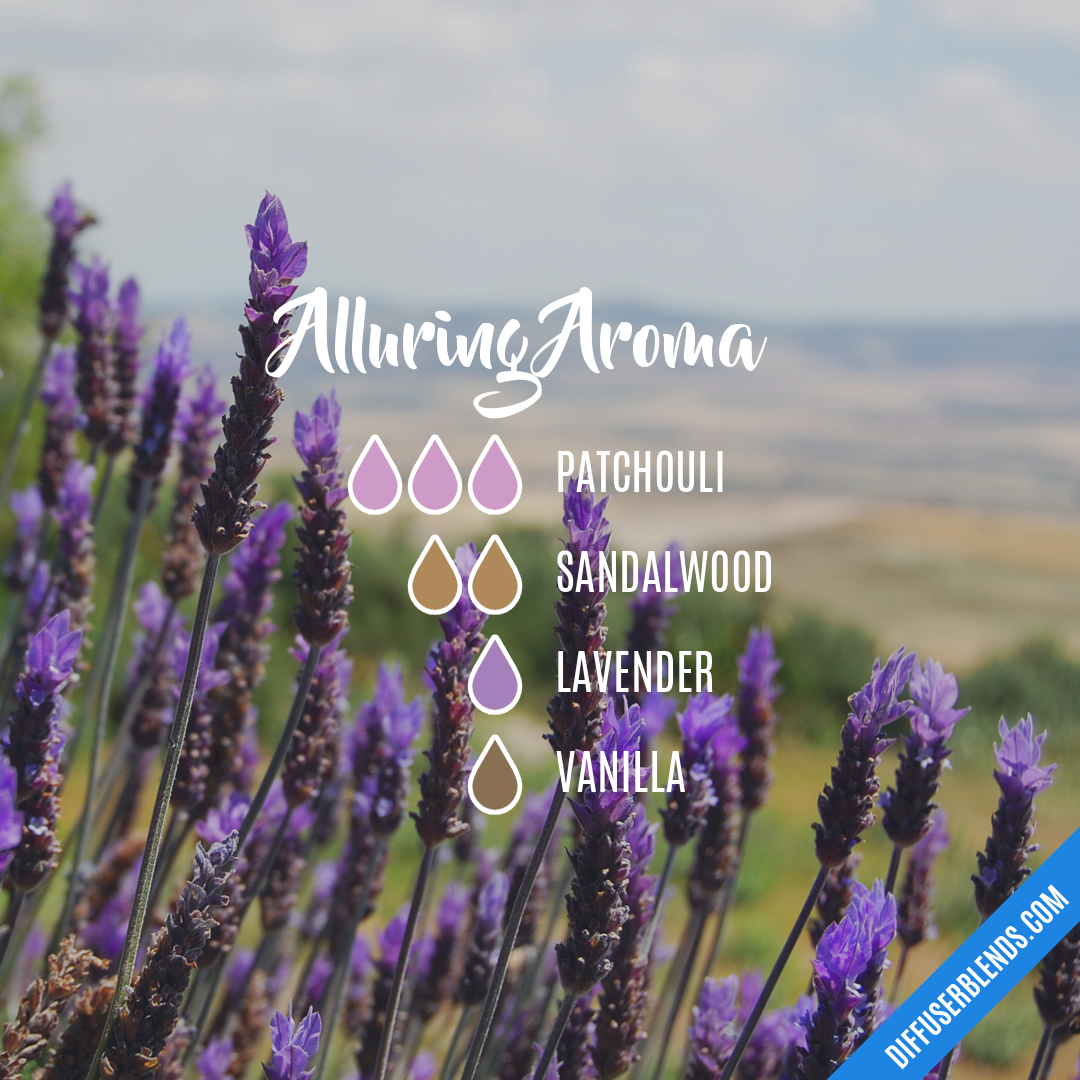 Perfume or diffuser blend | Essential oil blends | Essential