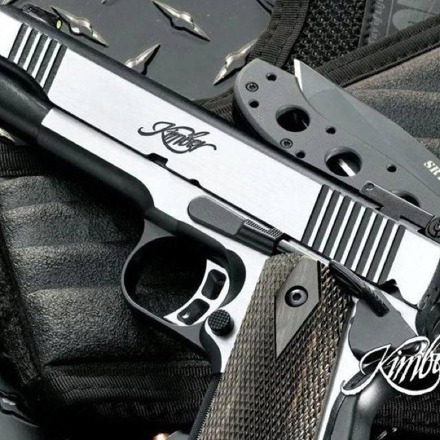 Kimber 1911 Hand Guns Guns Wallpaper Guns