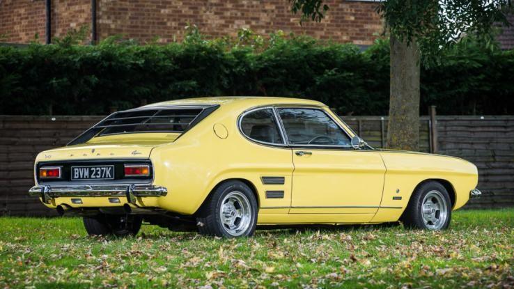1970 Ford Capri Perana V8