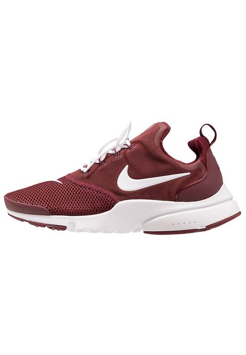 purchase cheap d29ed 72b6f Nike PRESTO FLY - Trainers - dark team red white