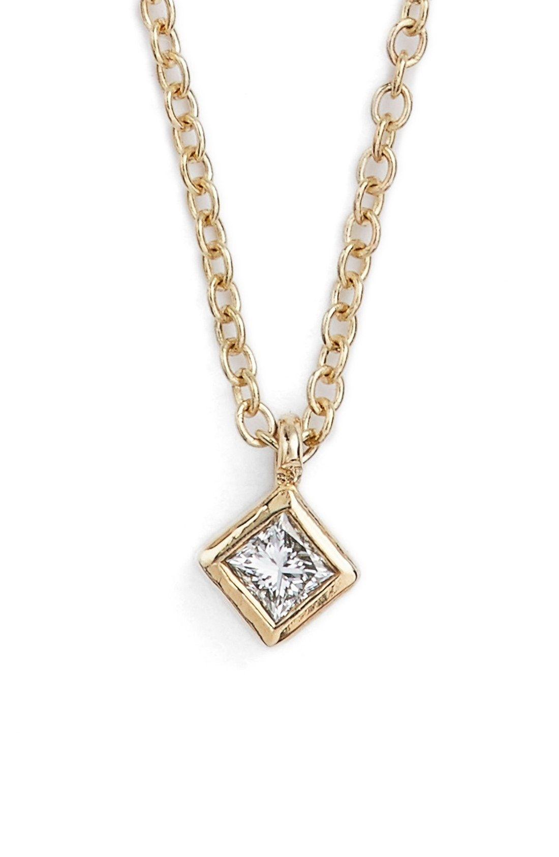 New zo chicco princess diamond pendant necklaceyellow gold fashion chicco princess diamond pendant necklaceyellow gold fashion online 430 aloadofball Images