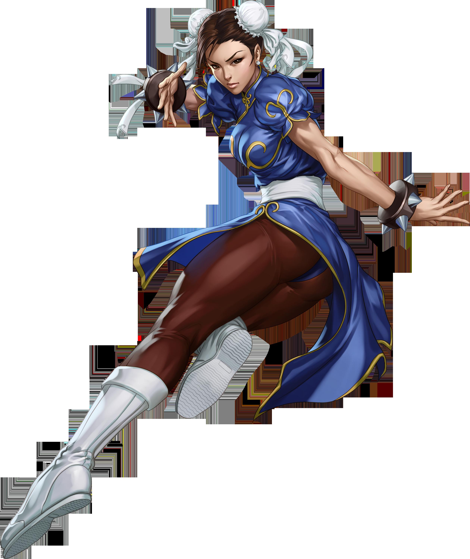 1st Lady of Street Fighting | Street fighter, Chun li