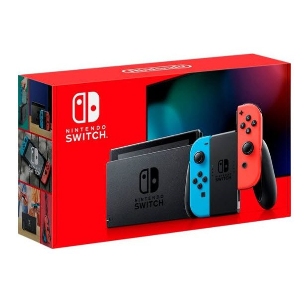 Nintendo Switch 32GB Console w/ 2 Games only 299