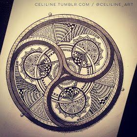 Drawings by Celine