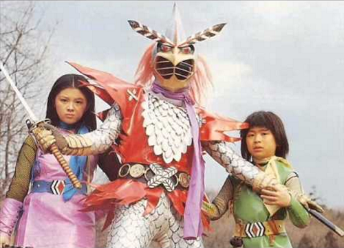 変身忍者 嵐 特撮時代劇の仮面ライダーになれなかった変身ヒーロー 変身 子供時代 ヒーロー