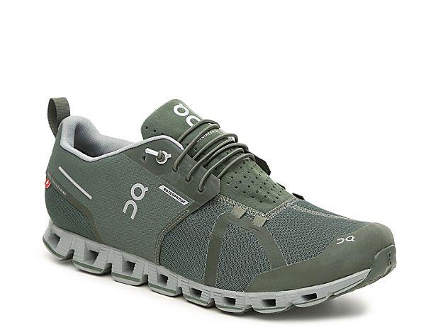 Men Cloud 2 0 Waterproof Lightweight Running Shoe Men S Olive Green Lightweight Running Shoes Running Shoes Running Shoes For Men