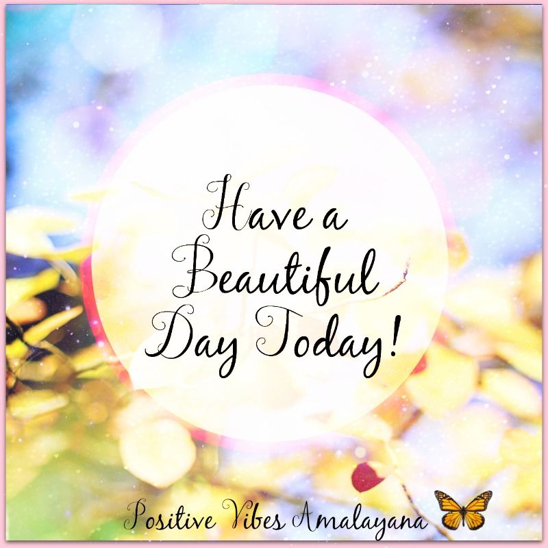 Good Day Love Quotes: Wishing You All A Beautiful Day Today, Filled With #love