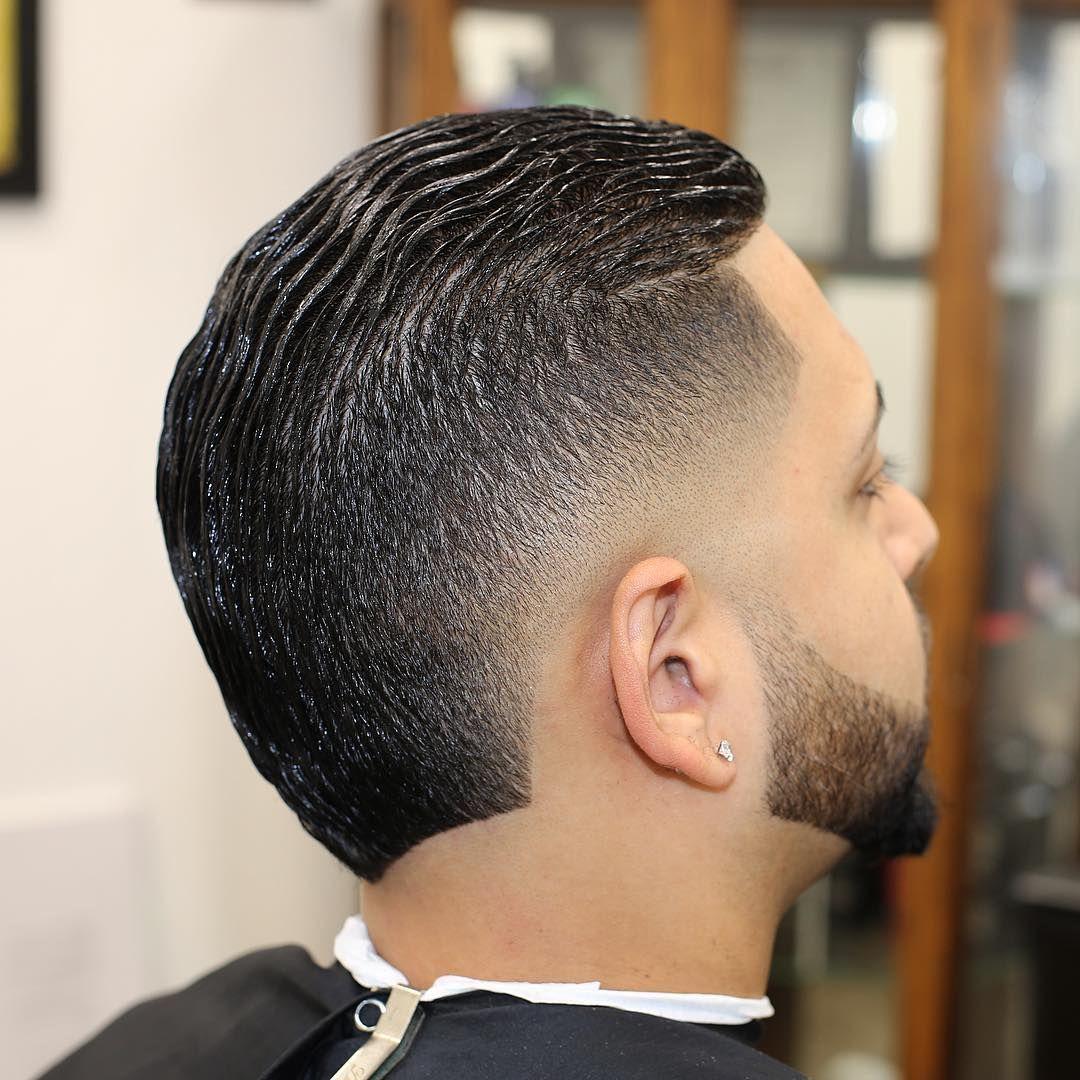 Coiffures pour cheveux courts mohawk pour hommes
