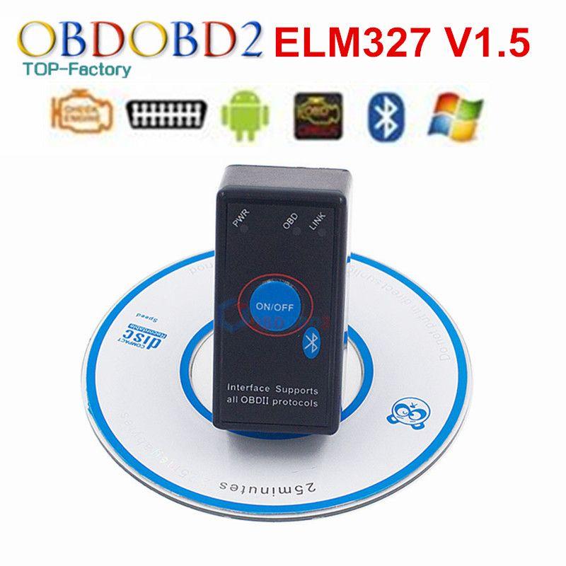 Super ELM327 V1 5 Power Switch For All OBD2 Protocol Diagnostic