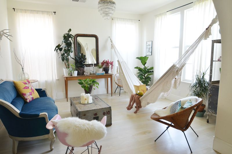 Rubyellen Bratchers Amazing Living Room  For The Home  Pinterest New Living Room Hammock Review