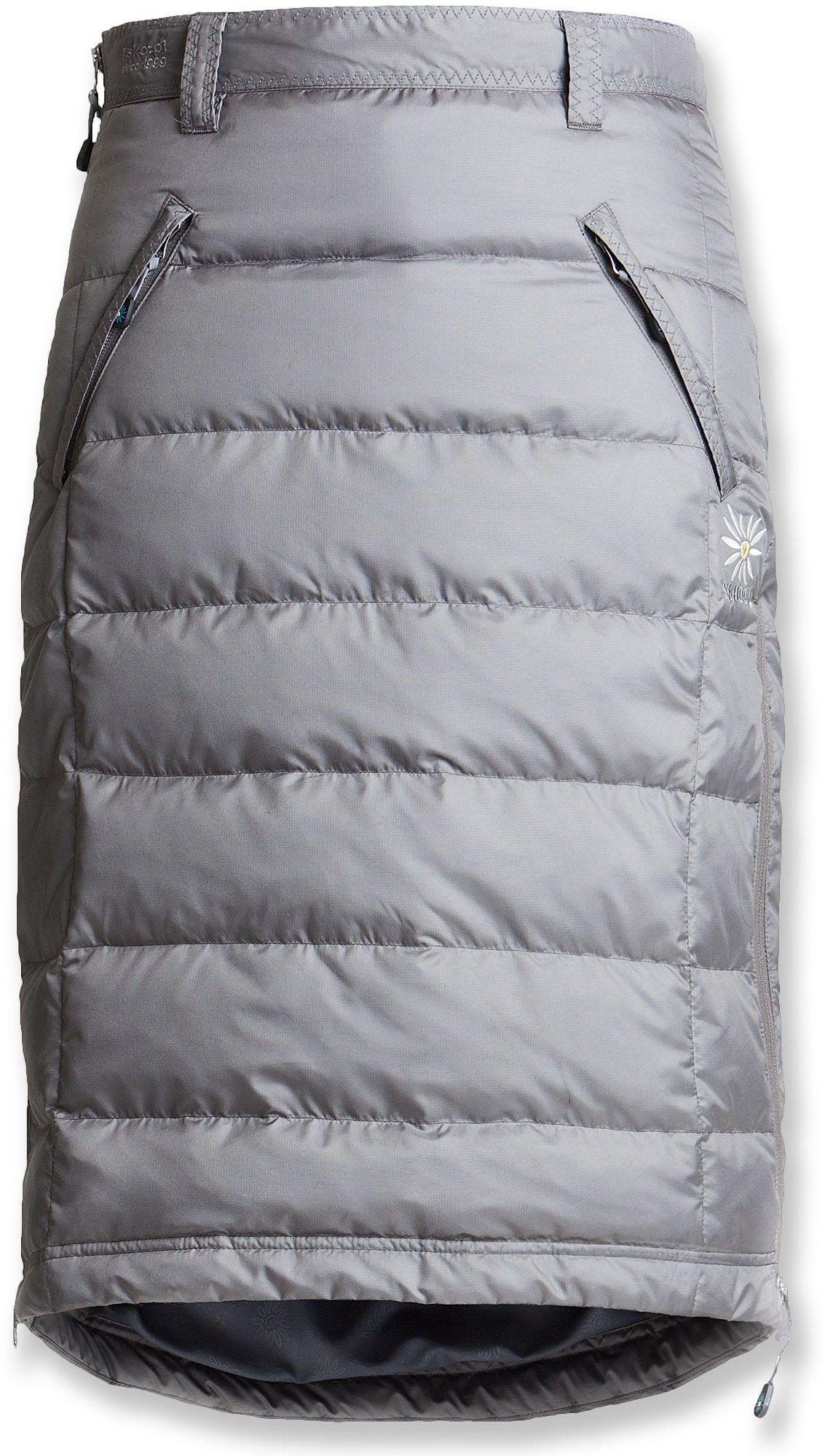 Skhoop Mid Down Skirt Rei It S Like Wearing Your Sleeping Bag Everywhere I Must Get One