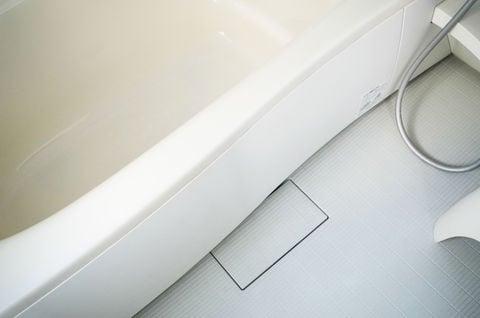 お風呂の大掃除の仕方は どこをどうキレイにすればいい 掃除 風呂掃除 浴槽
