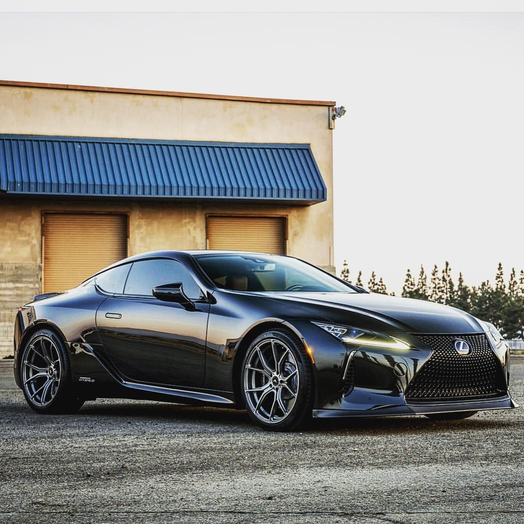 Amazing Lc From Vorsteiner Race Cars Fast Lexus Lc Vorsteiner Black Stance Sunset Lexuslc Racecars Coupe Lexus Lc New Sports Cars Dream Cars