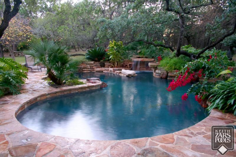 New Kidney Shaped Pools the Natural Pool Shape