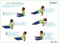 elisabeth jouanne yoga - Le tobogan