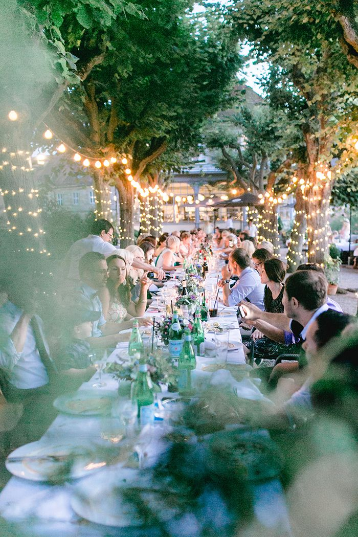 Bohemian Wedding in Bamberg Italian style wedding – Ristorante