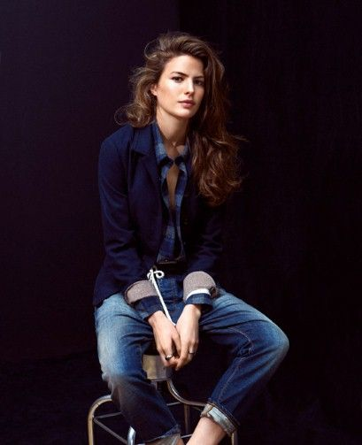 Model Cameron Russell is speaking out against age, race and shape discriminaton inherent in the fashion industry